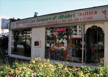 Restaurant Afro Antillais Bordeaux
